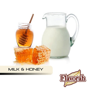 Milk & Honey by Flavorah