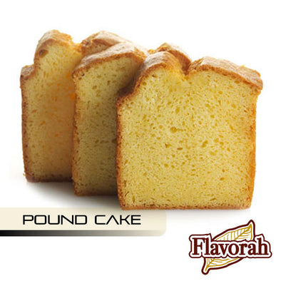 Pound Cake by Flavorah