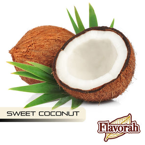 Sweet Coconut by Flavorah