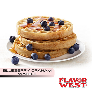 Blueberry Graham Waffle Flavour by Flavor West