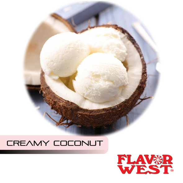 Creamy Coconut Flavour by Flavor West
