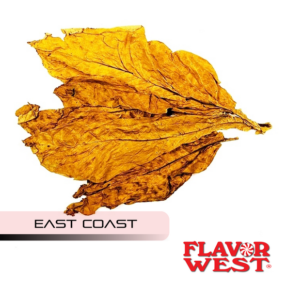 East Coast  Flavour by Flavor West