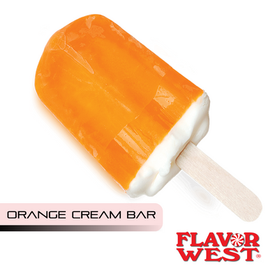 Orange Cream Bar Flavour by Flavor West