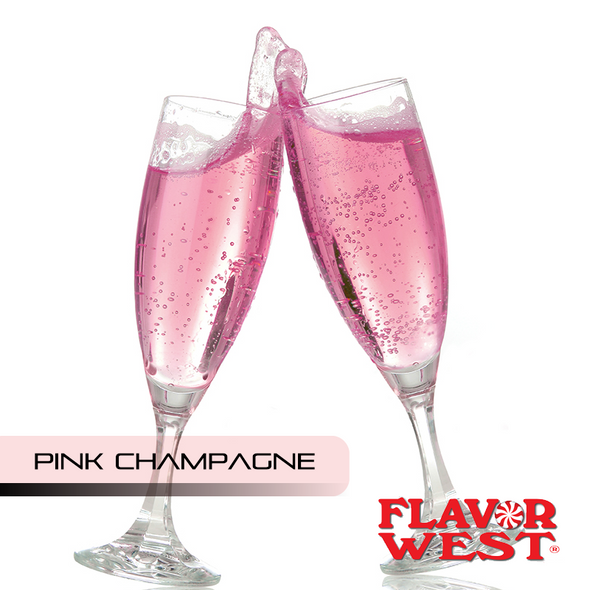 Pink Bubbly  Flavour by Flavor West