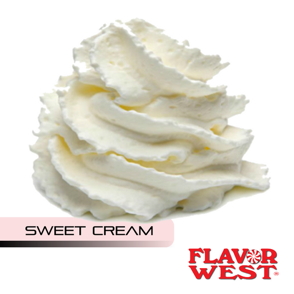 Sweet Cream Flavour by Flavor West