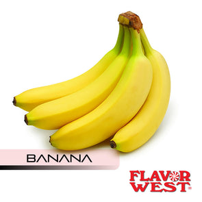 Banana Flavour by Flavor West