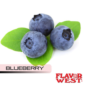 Blueberry Flavour by Flavor West