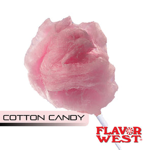 Cotton Candy flavour by Flavor West