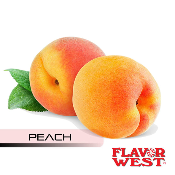 Peach by Flavor West