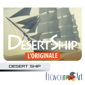 Desert Ship Blend by Flavour Art