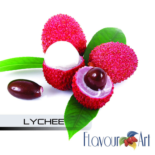 Lychee by Flavour Art