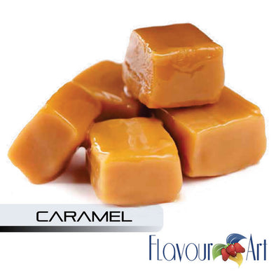 Caramel by Flavour Art