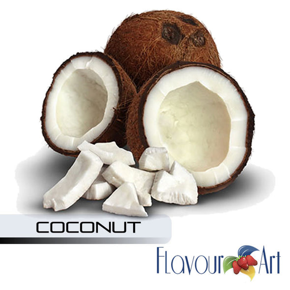 Coconut by Flavour Art