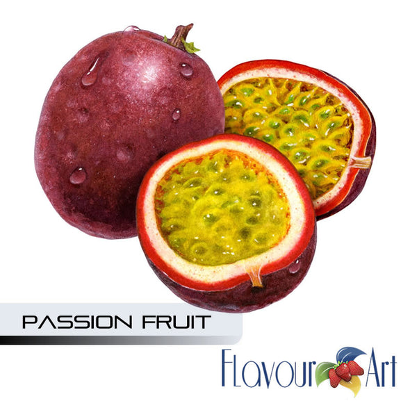 Passion (Passionfruit) by FlavourArt