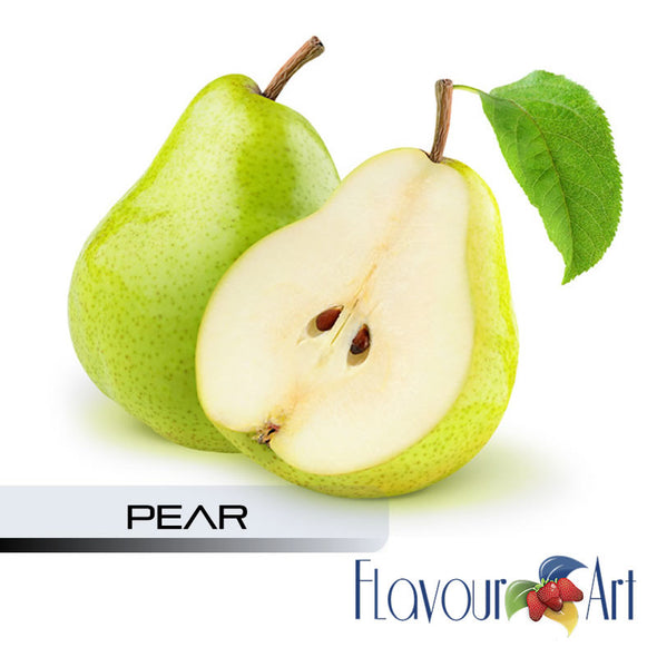 Pear by FlavourArt