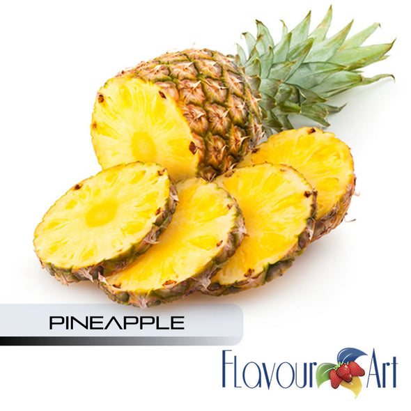 Pineapple by FlavourArt