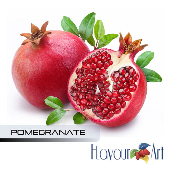 Pomegranate by FlavourArt