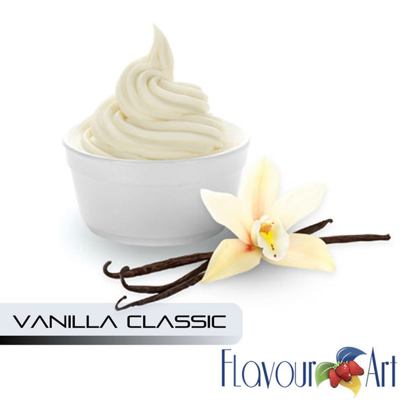 Vanilla Classic by Flavour Art