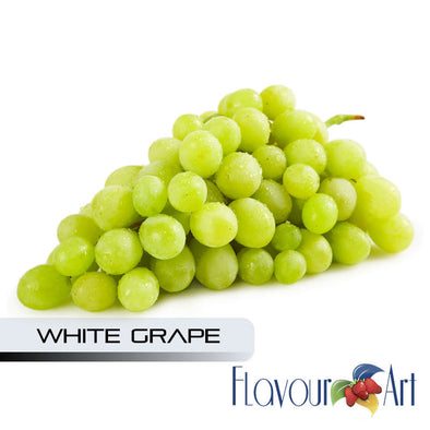 Grape White by Flavour Art