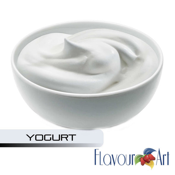 Yogurt by FlavourArt