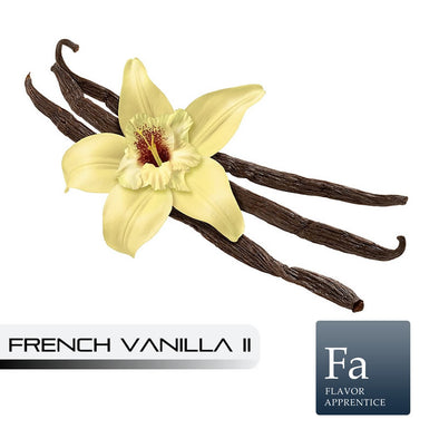 French Vanilla Flavour by The Flavor Apprentice