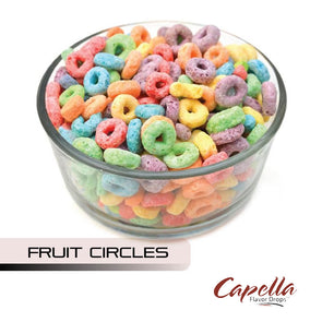 Fruit Circles Flavour by Capella - SilverLine