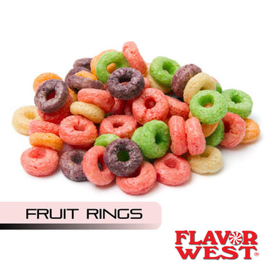 Fruit Rings flavour by Flavor West