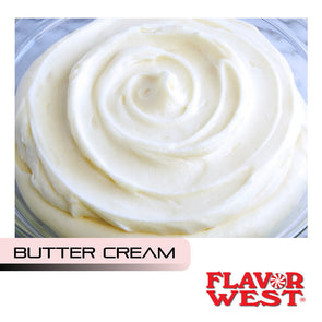 Butter Cream Flavour By Flavor West