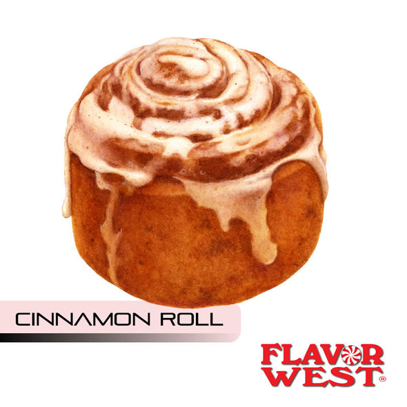 Cinnamon Roll flavour by Flavor West
