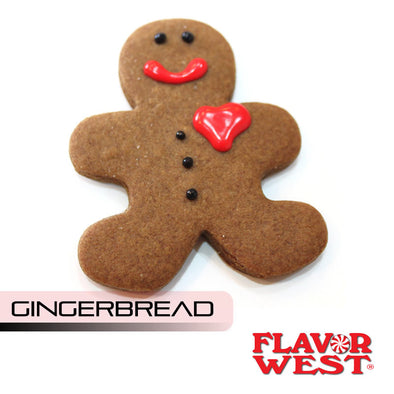 Ginger Bread by Flavor West.