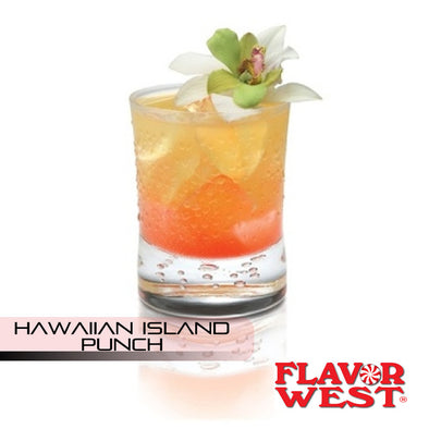 Hawaiian Island Flavour by Flavor West