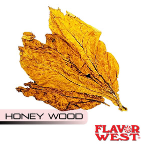 Honey Wood 'Tobacco' Flavour by Flavor West
