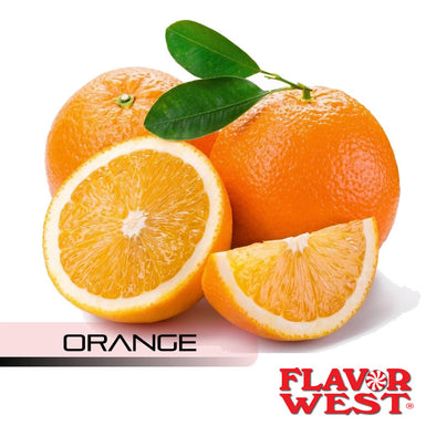 Orange Flavour by Flavor West