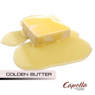 Golden Butter Flavour by Capella
