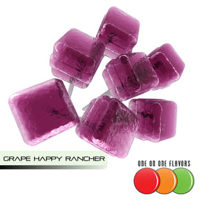 Happy Hard Candy (Grape) Flavour by One On One