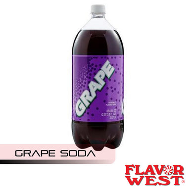 Grape Soda Flavour by Flavor West