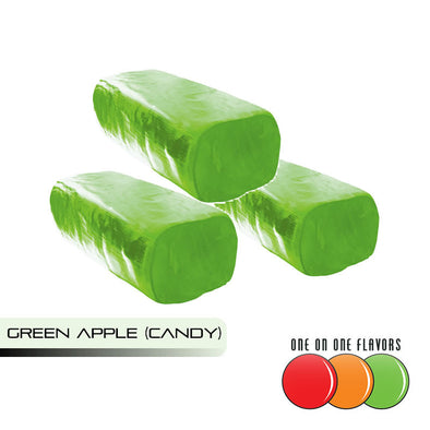Green Apple (Candy) Flavour by One On One
