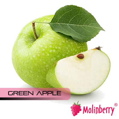 Green Apple by Molinberry