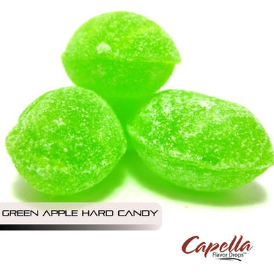 Green Apple Hard Candy by Capella