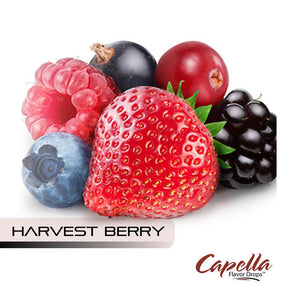 Harvest Berry Flavour by Capella