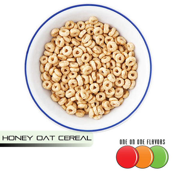 Baked Honey Oats Cereal by One On One