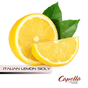 Italian Lemon Sicily Flavour by Capella