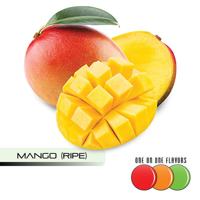 Mango (Ripe) Flavour by One On One