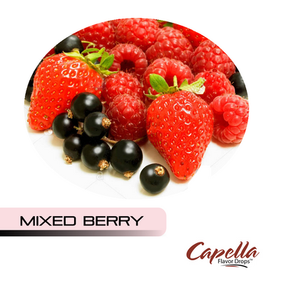 Mixed Berry by Capella