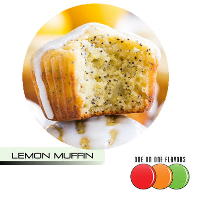 Lemon Muffin by One On One
