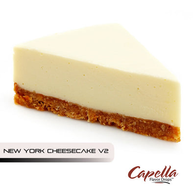 New York Cheesecake V2