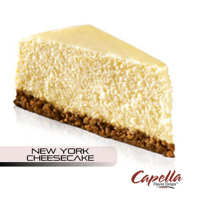 New York Cheesecake Flavour by Capella