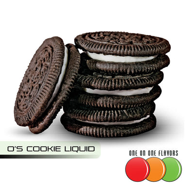 O's Cookie Liquid Flavour by One On One