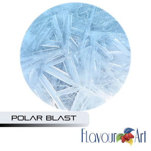 Polar Blast by FlavourArt