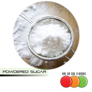 Powdered Sugar Flavored Liquid Concentrate by OOO